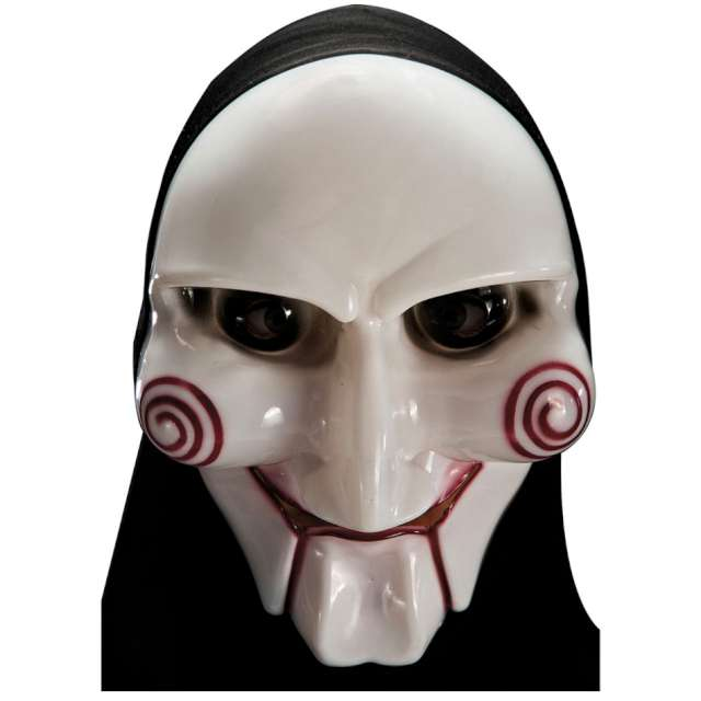Maska Billy Jigsaw - Plastikowa Carnival Toys