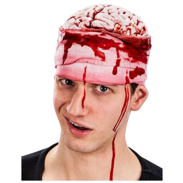 Czapka Rana - Mózg i bandaże Carnival Toys