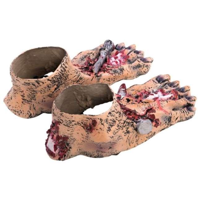 """Nakładki na buty """"Stopy Zombie"""", Carnival Toys"""