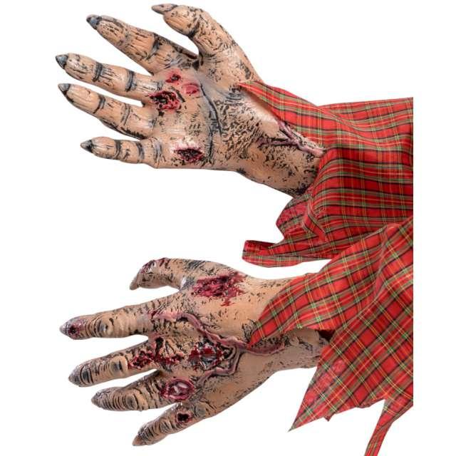 Rękawiczki Rany - Zombie Carnival Toys