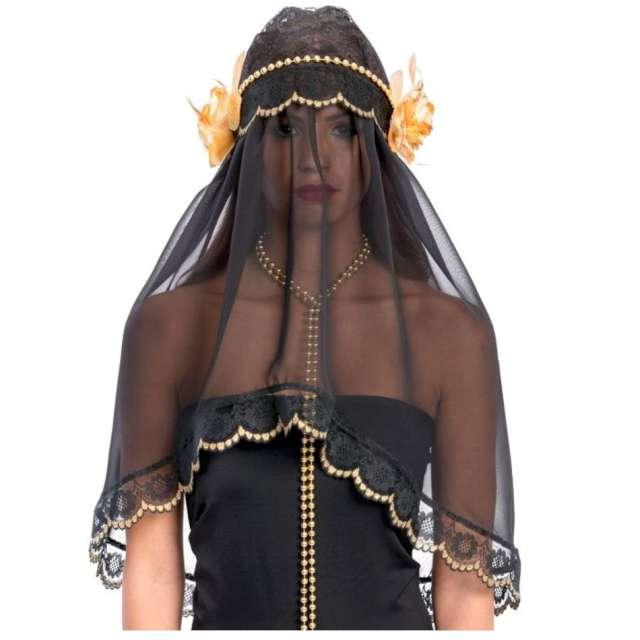 Welon Panna młoda czarny Carnival Toys