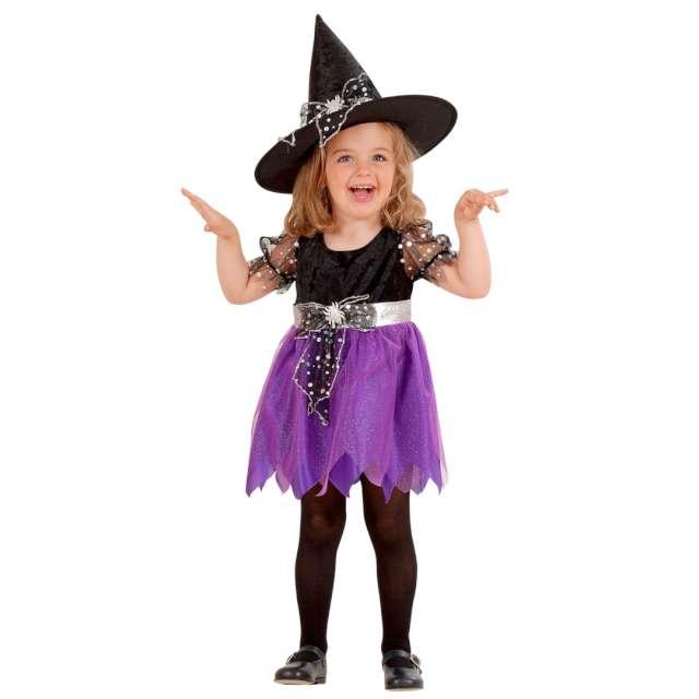"""Strój dla dzieci """"Wesoła czarownica"""", Widmann, 1-2 lata"""