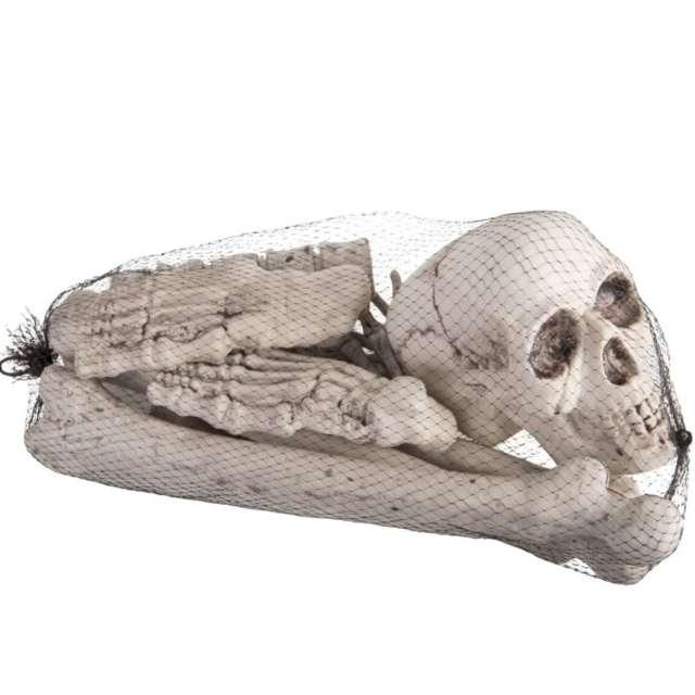 Dekoracja Ludzkie kości białe Carnival Toys 12 szt