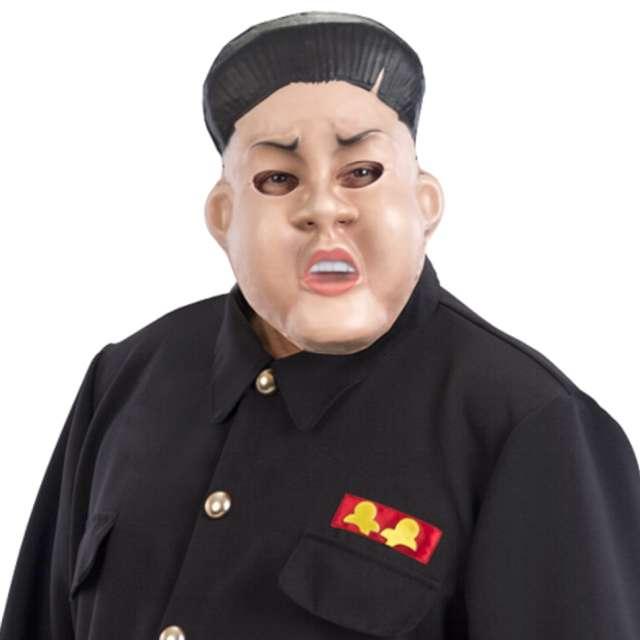 Strój dla dorosłych Przywódca Korei Kim CZARNY Carnival Toys L / XL