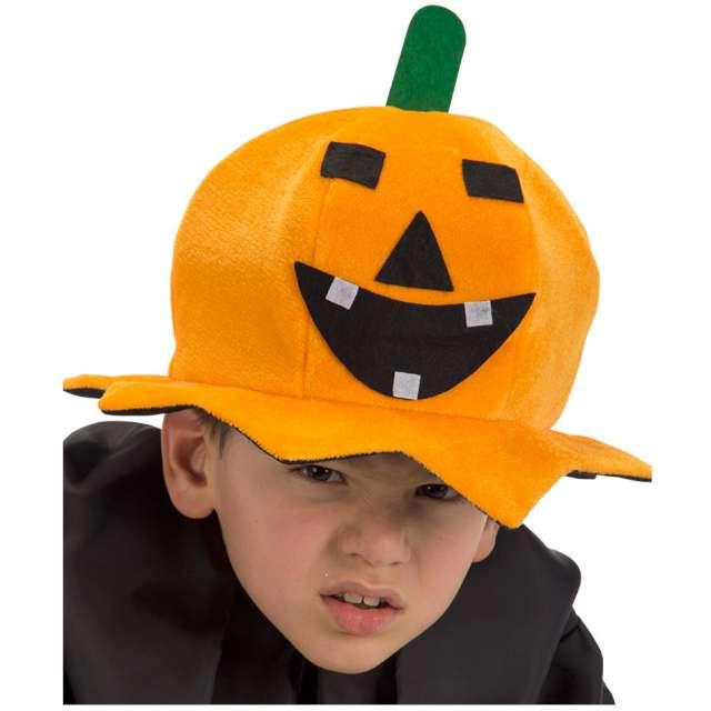 Czapka Uśmiechnięta dynia pomarańczowa Carnival Toys