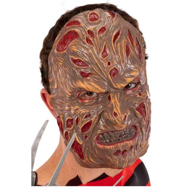 Maska Potwór Freddy z koszmaru lateksowa Carnival Toys