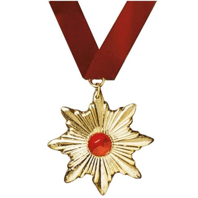 """Naszyjnik """"Medalion Wampira"""", złoty, Carnival Toys"""