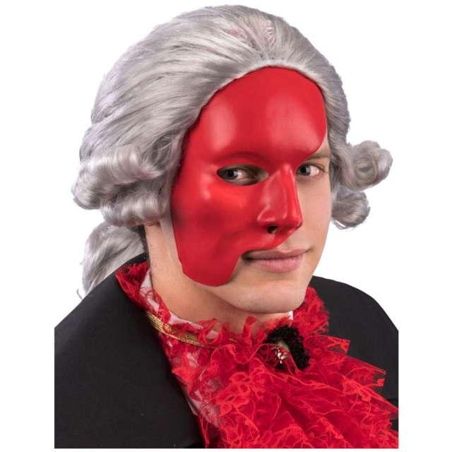 Maska karnawałowa Operowy upiór czerwona Carnival Toys