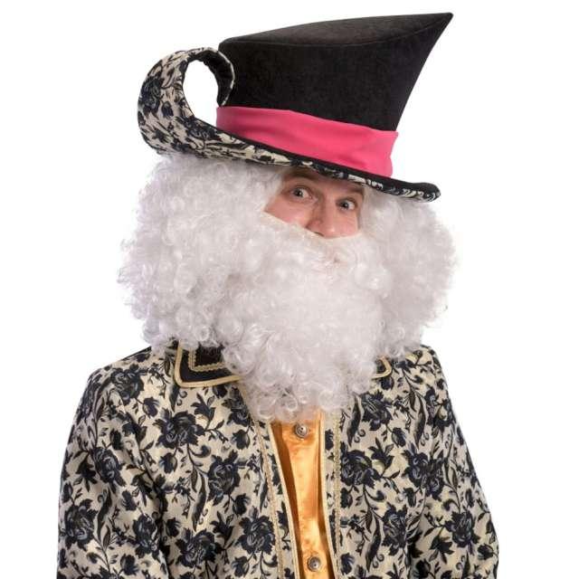 Kapelusz Szalony kapelusznik czarny Carnival Toys