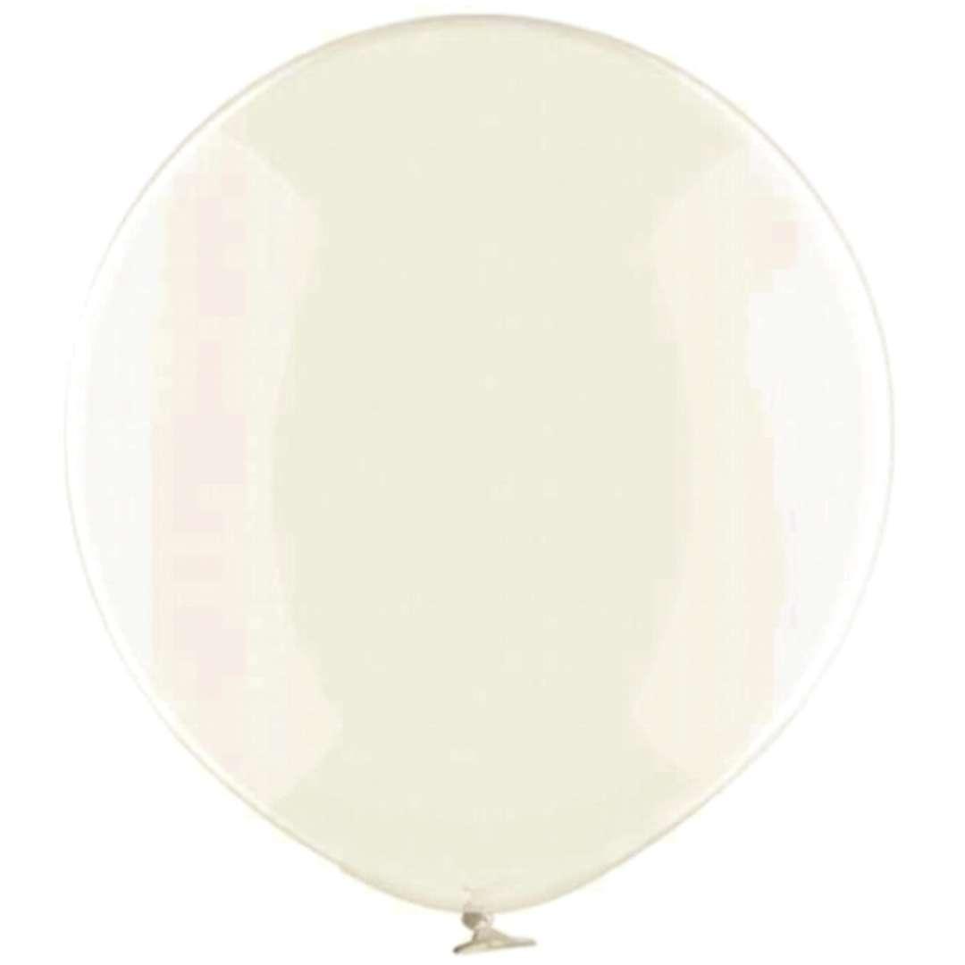 Balon Okrągły Olbrzym transparentny 36 7&7