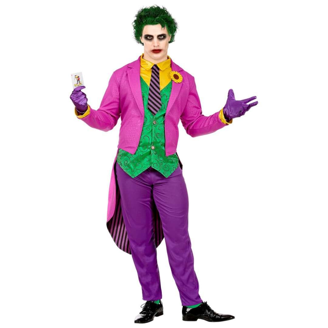 Strój dla dorosłych Joker mistrz zbrodni Widmann rozm. L