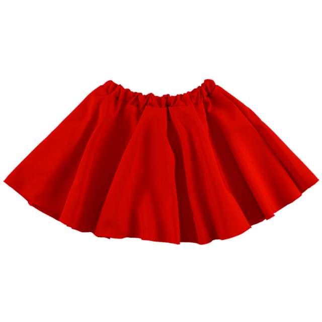 """Spódniczka """"Czerwona Tancereczka"""", strech, Kraszek, 33 cm"""