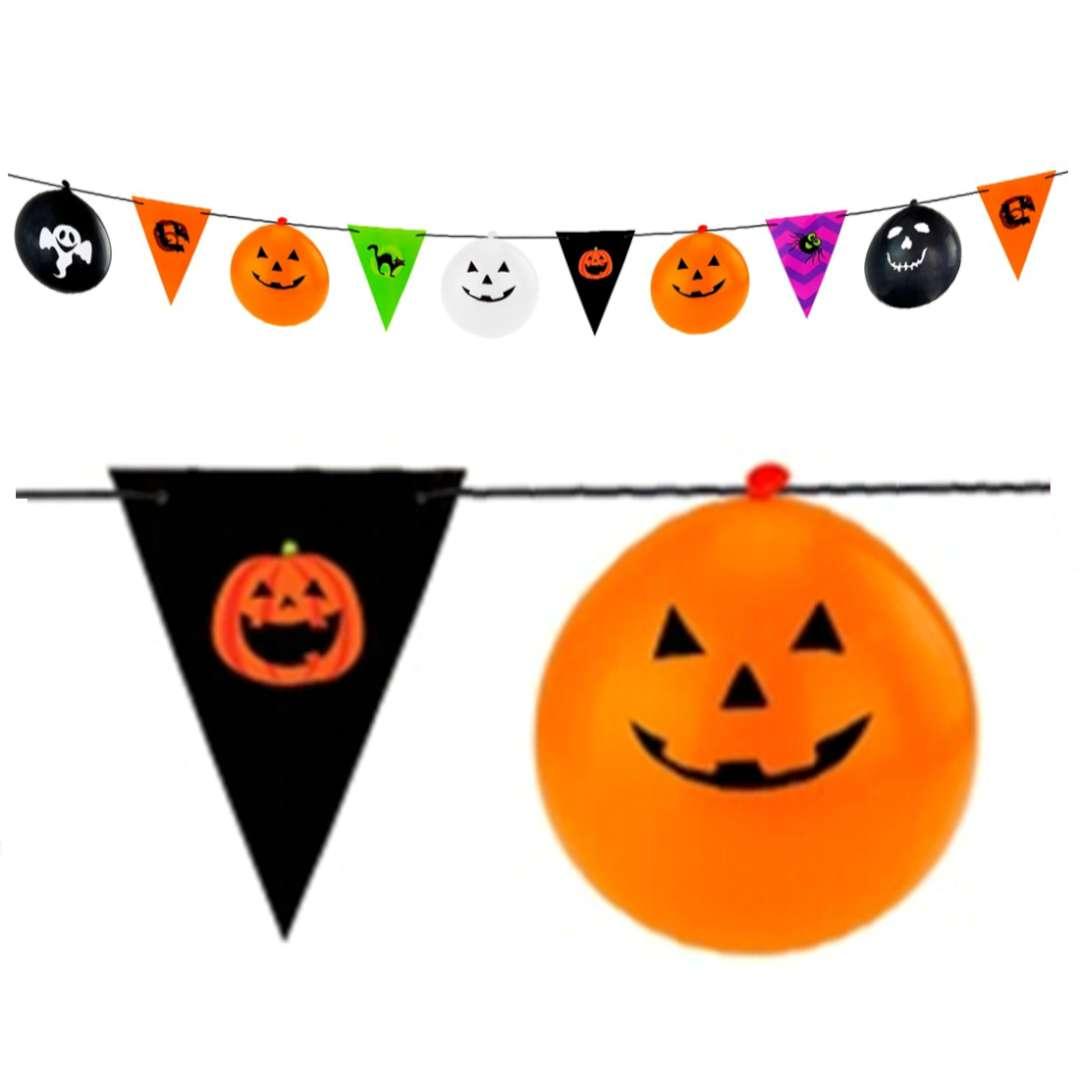 Girlanda Halloween mix mix Widmann 36m