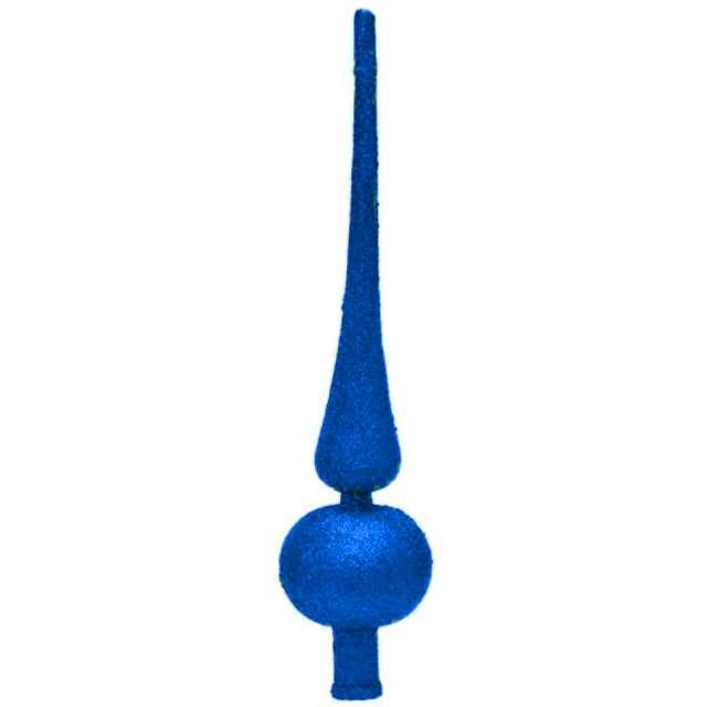 """Czubek choinkowy """"Niebieski szpic"""", Arpex, 23,5 cm"""