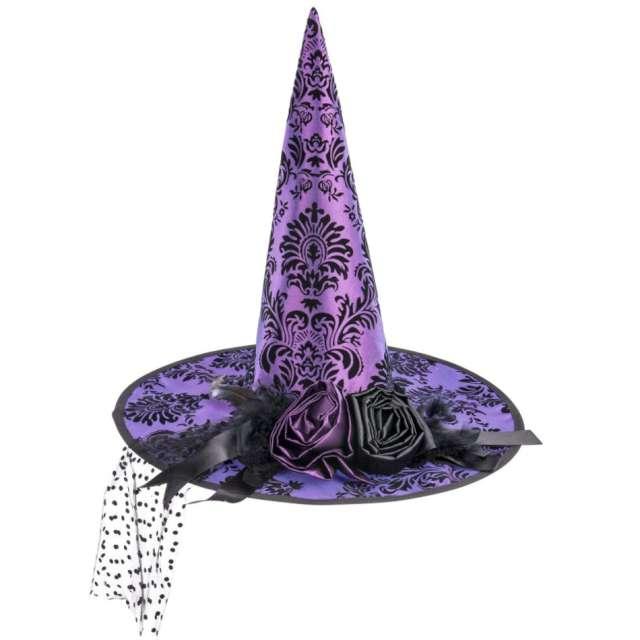 Kapelusz Magiczny urok fioletowy Carnival Toys