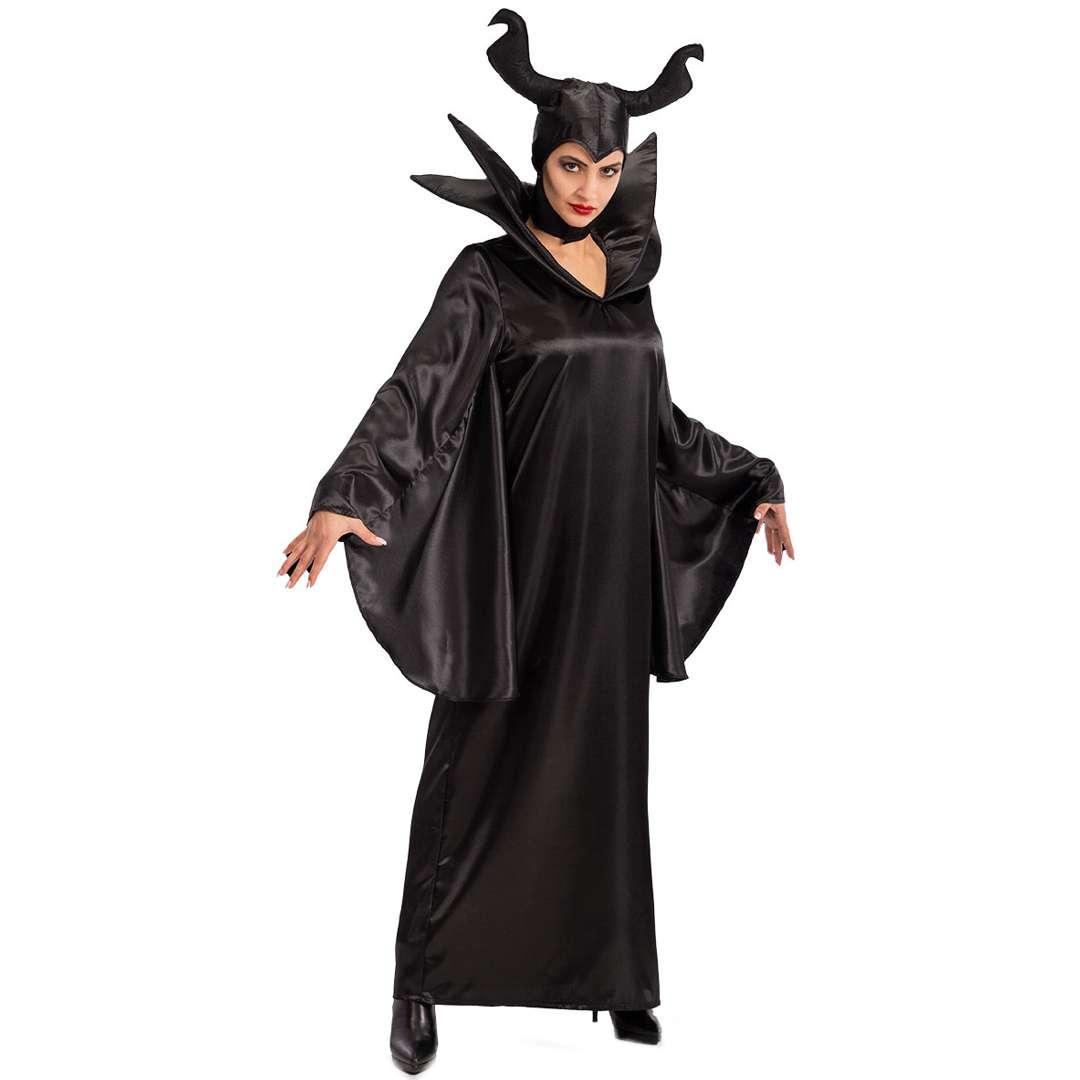 Strój dla dorosłych Diabolina - Diablica czarny Carnival Toys rozm. M/L