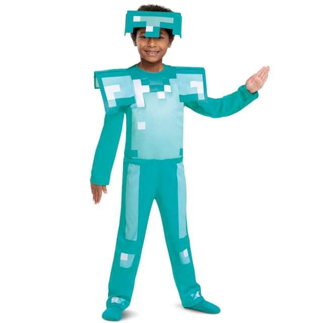 """Strój dla dzieci """"Minecraft - diamentowa zbroja"""", Disguise Costumes, 4-6 lat"""