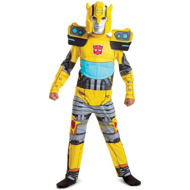 "Strój dla dzieci ""Transformers - Bumblebee"", Disguise Costumes, 122/125"
