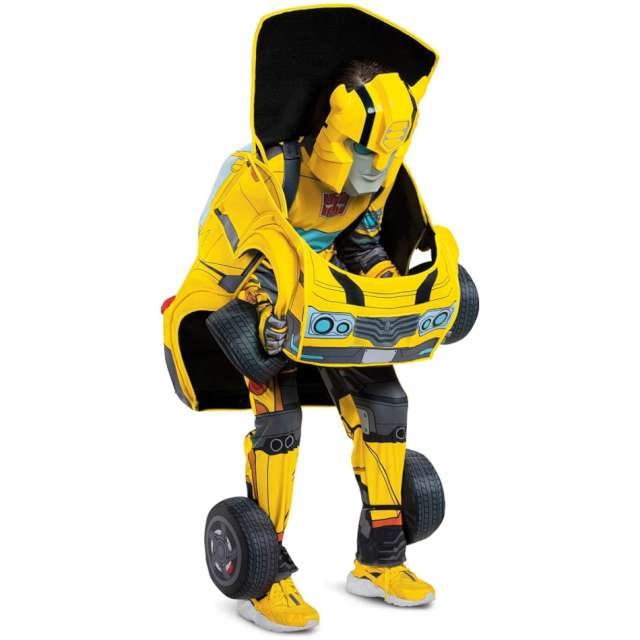 Strój dla dzieci Transformers - Bumblebee - 3 postaci Disguise Costumes 122/125