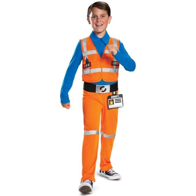 Strój dla dzieci Lego Emmet - kombinezon Disguise Costumes 7-8 lat