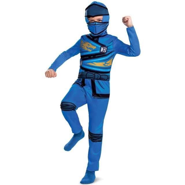 """Strój dla dzieci """"Jay Fancy Lego Ninjago"""", Disguise Costumes, 122/128"""