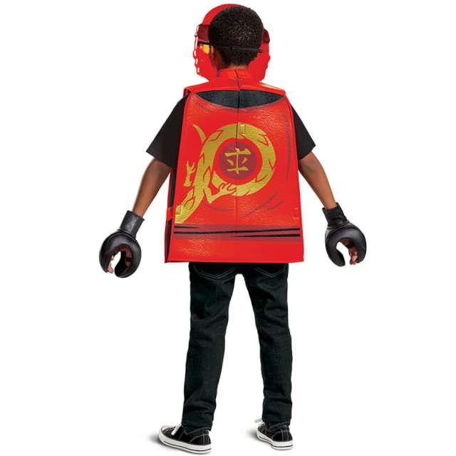 Strój dla dzieci Kai Legacy Lego Ninjago Disguise Costumes rozm. uniw.