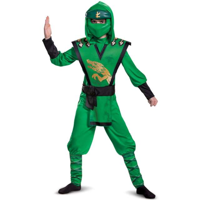 """Strój dla dzieci """" Lloyd Legacy Lego Ninjago"""", Disguise Costumes, 128/134"""