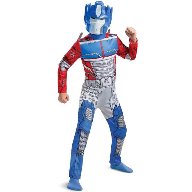 "Strój dla dzieci ""Transformers - Optimus"", Disguise Costumes, 122/125"