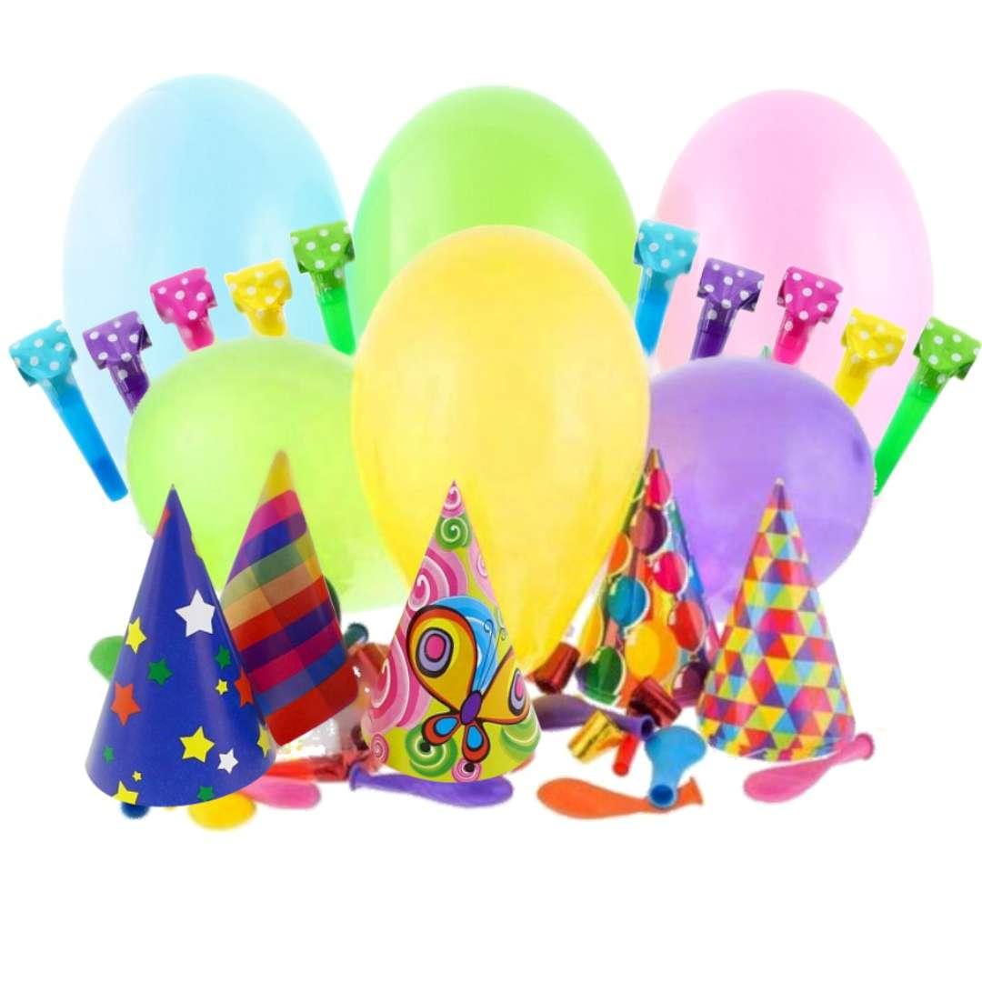 """Zestaw """"Party dla 12 przyjaciół"""", mix, Godan, 3 x 12 szt"""