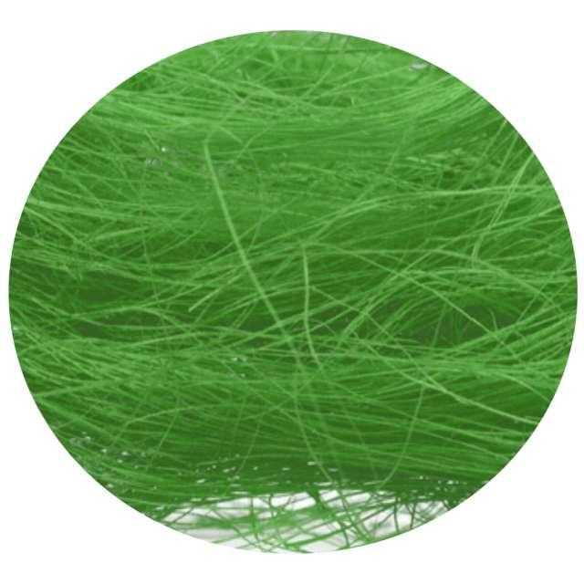 Ozdoba Sizal-sianko zielony ARPEX 10g