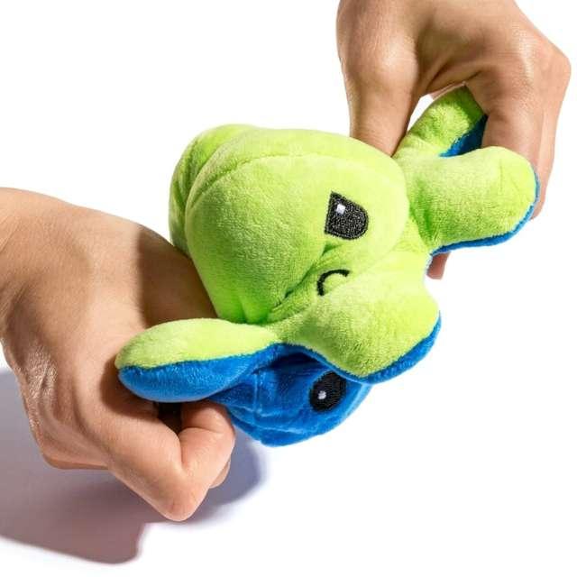 Maskotka Przewrotna ośmiornica granatowo-zielona GadgetMaster