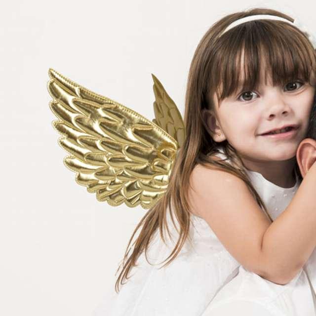 _xx_Skrzydła anioła - złote