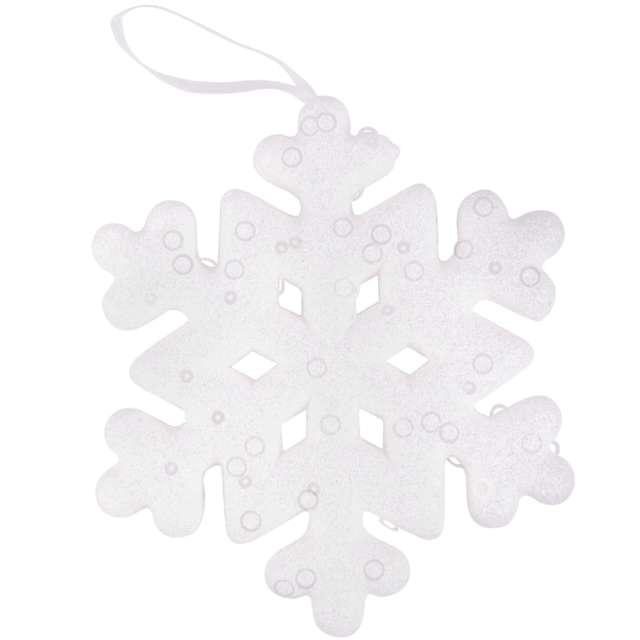 _xx_Lśniąca śnieżynka 15 cm