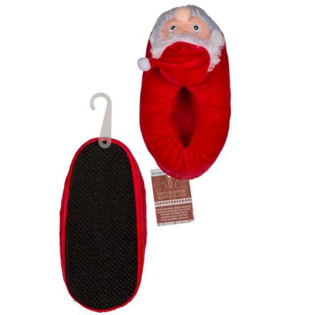 Kapcie Świętego Mikołaja czerwone rozm. 41-42 OoTB