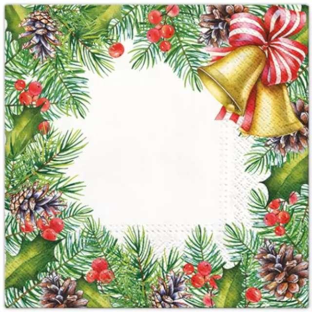 _xx_Serwetki Glory Christmas Frame