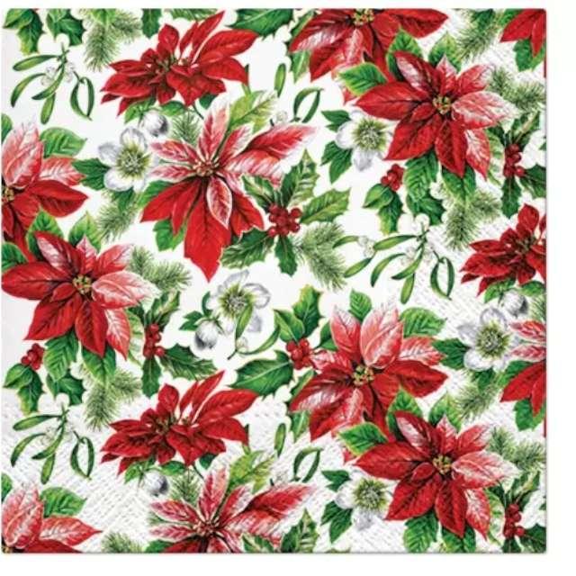 _xx_Serwetki Glory Poinsettia 1
