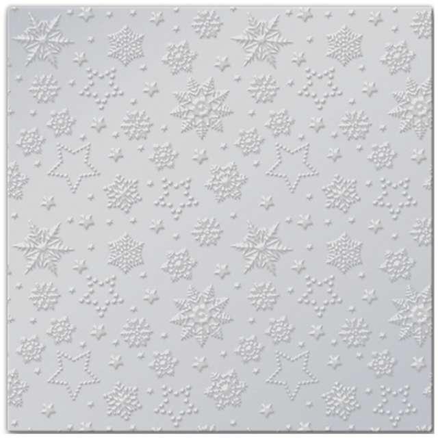 _xx_Serwetki Inspiration Winter Flakes