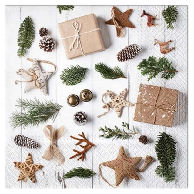_xx_Serwetki Natural Christmas