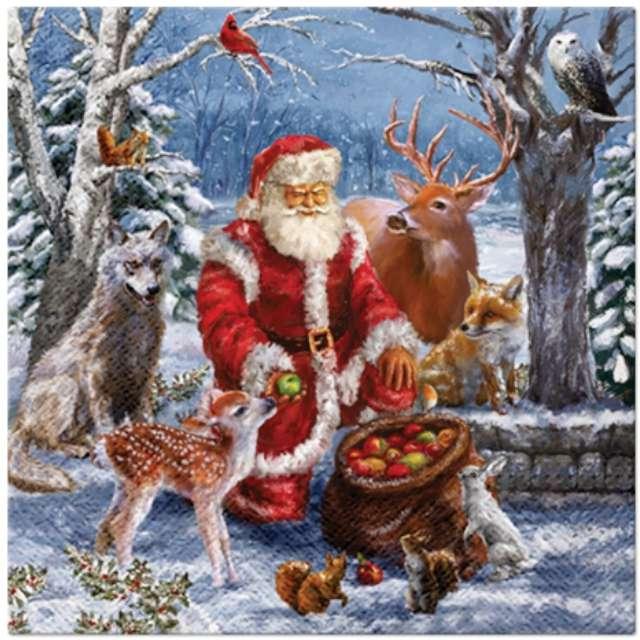 _xx_Serwetki Santa?s Gifts