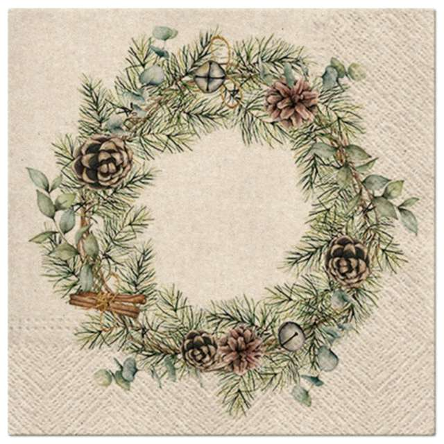 _xx_Serwetki We Care Christmas Garland