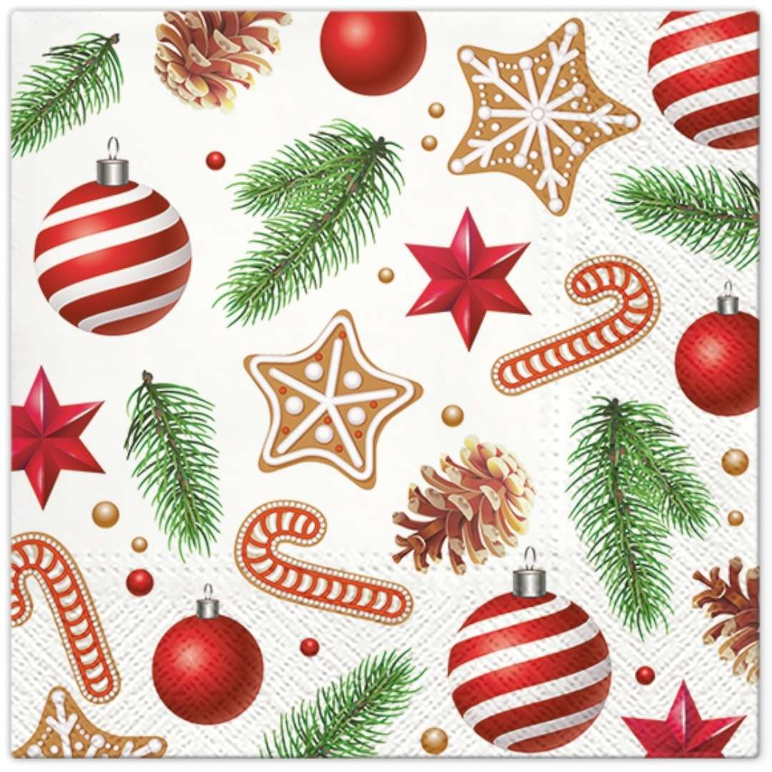 _xx_Serwetki Sweet Holidays