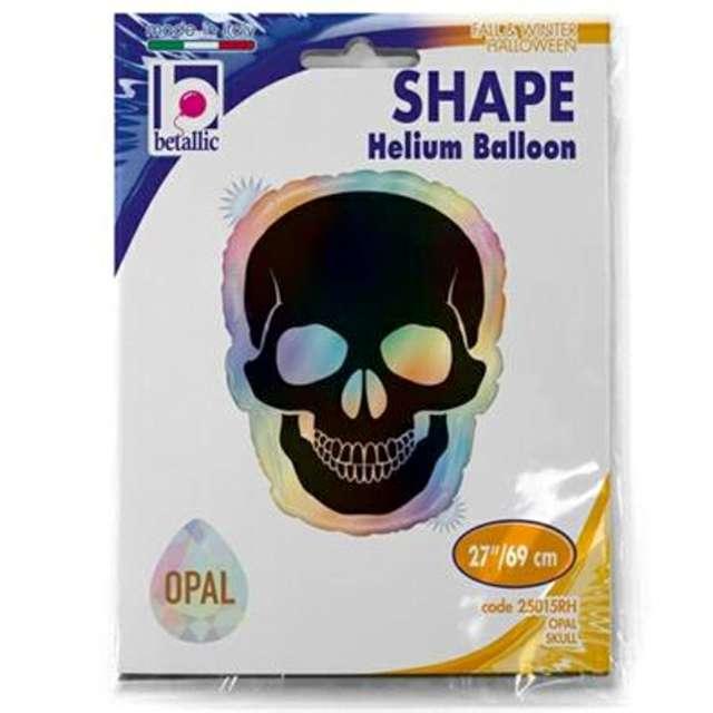 Balon foliowy Czaszka tęczowa Grabo 26 SHP