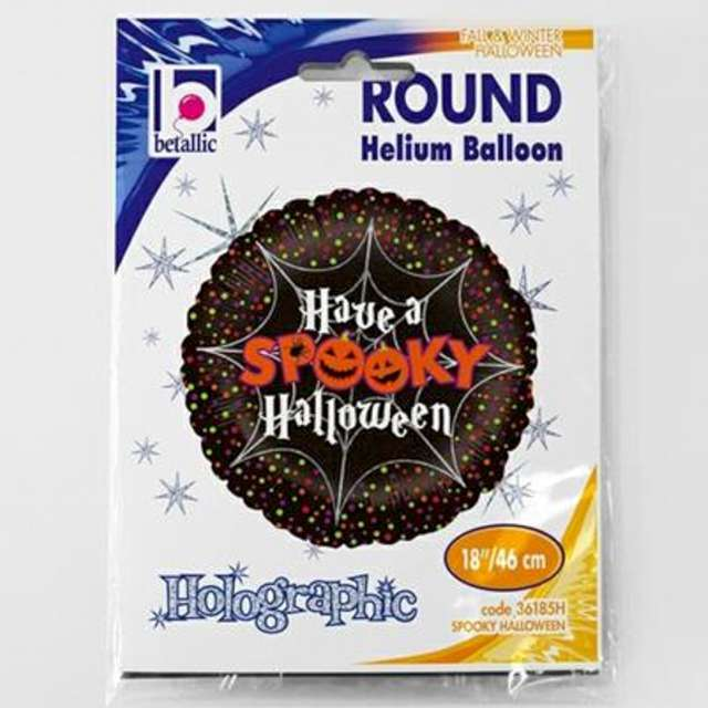 Balon foliowy Have a spooky halloween Betallic 18 RND