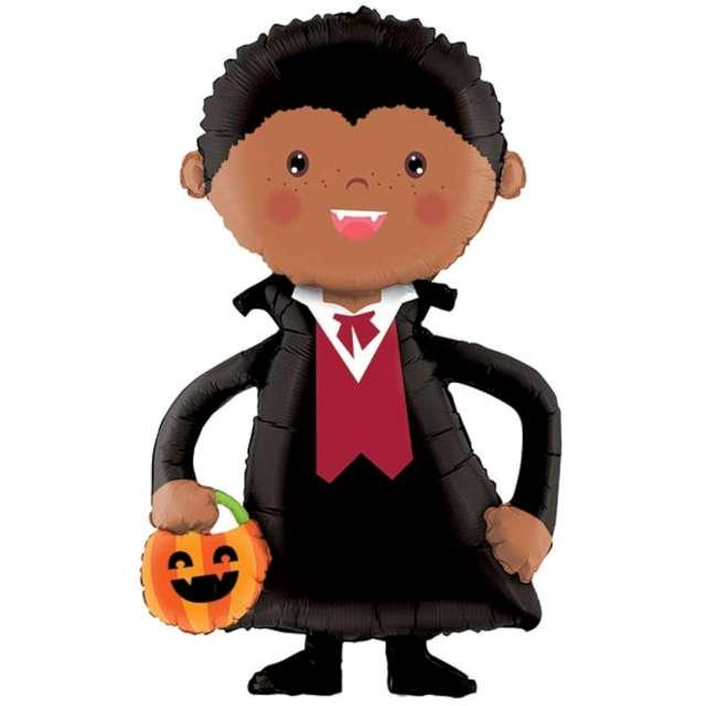 Balon foliowy Chłopiec w stroju wampira Betallic 42 SHP