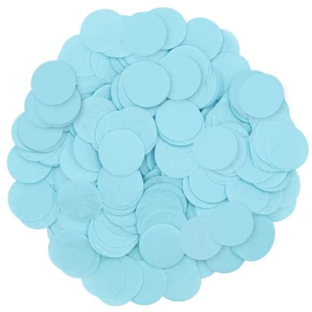 _xx_Konfetti papierowe 500 g - niebieskie