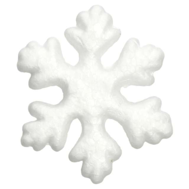 _xx_Styropianowa śnieżynka 21 cm /1 szt
