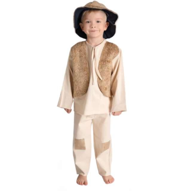 """Strój dla dzieci """"Pastuszek z czapką"""", rozm. 134/140, PartyTino"""