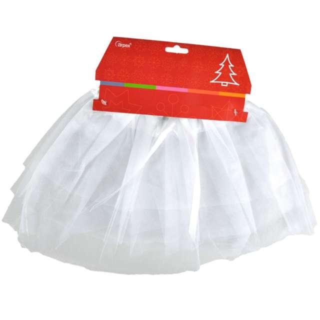 _xx_Świąteczna tutu biała