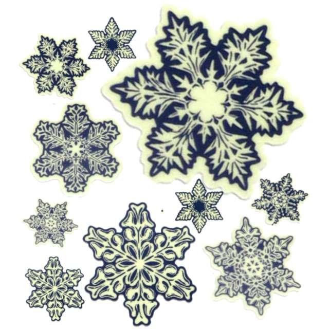 _xx_Śnieżynki świecące w ciemności - 10 (1+9)