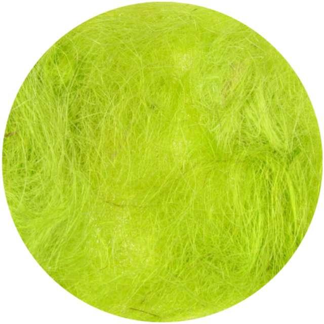 Ozdoba Sizal-sianko zielony jasny ARPEX 10g